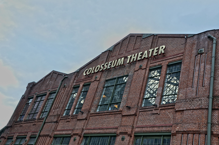 Essen-Colosseum Theater